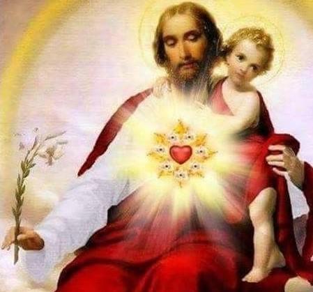 Neuvaine (9/9) pour se preparer à la consecration au coeur tres chaste de Saint Joseph