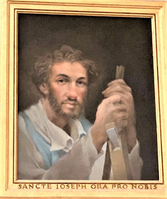 Prière ancienne à Saint Joseph