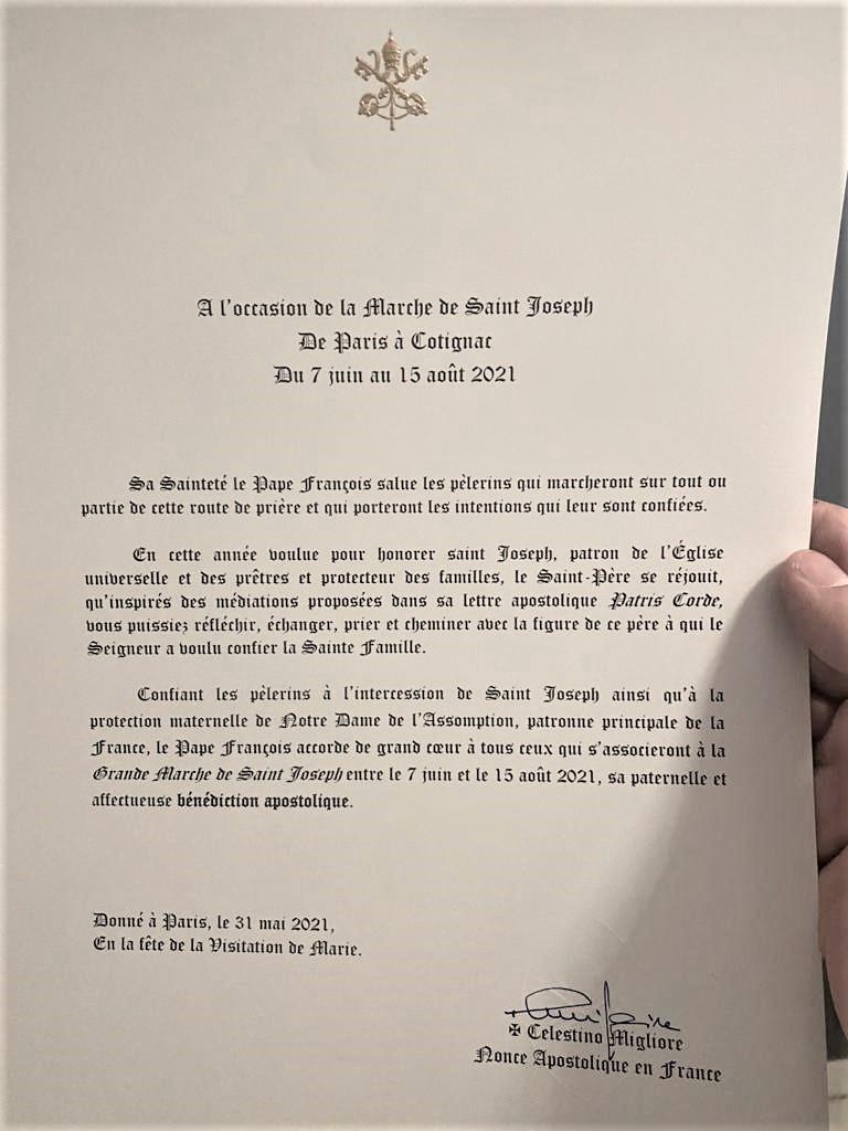 20210531 GMSJ Message du Pape.JPG
