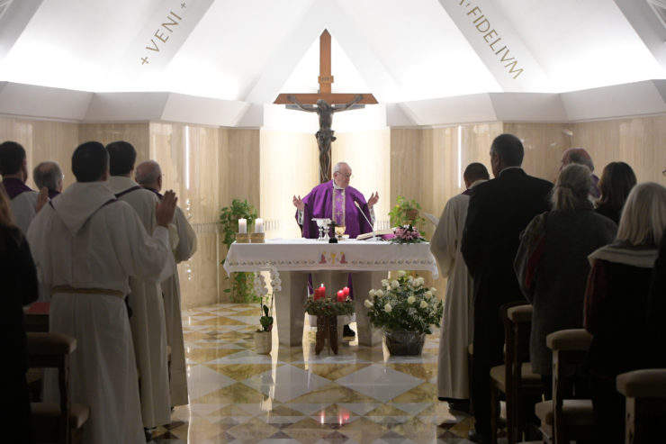 Sainte-Marthe: S. Joseph et le mystère «de la re-Création»