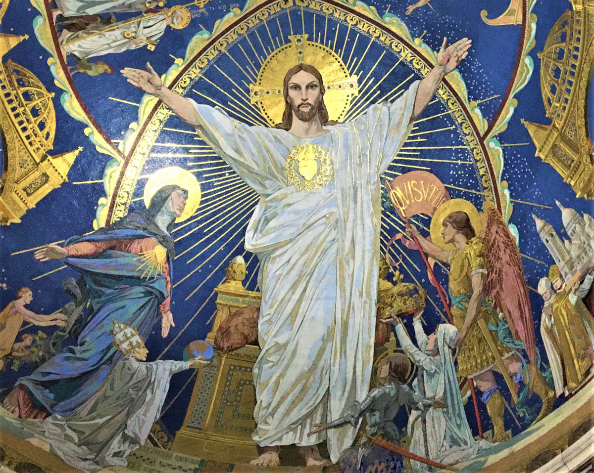 Se consacrer au Cœur Sacré de Jésus