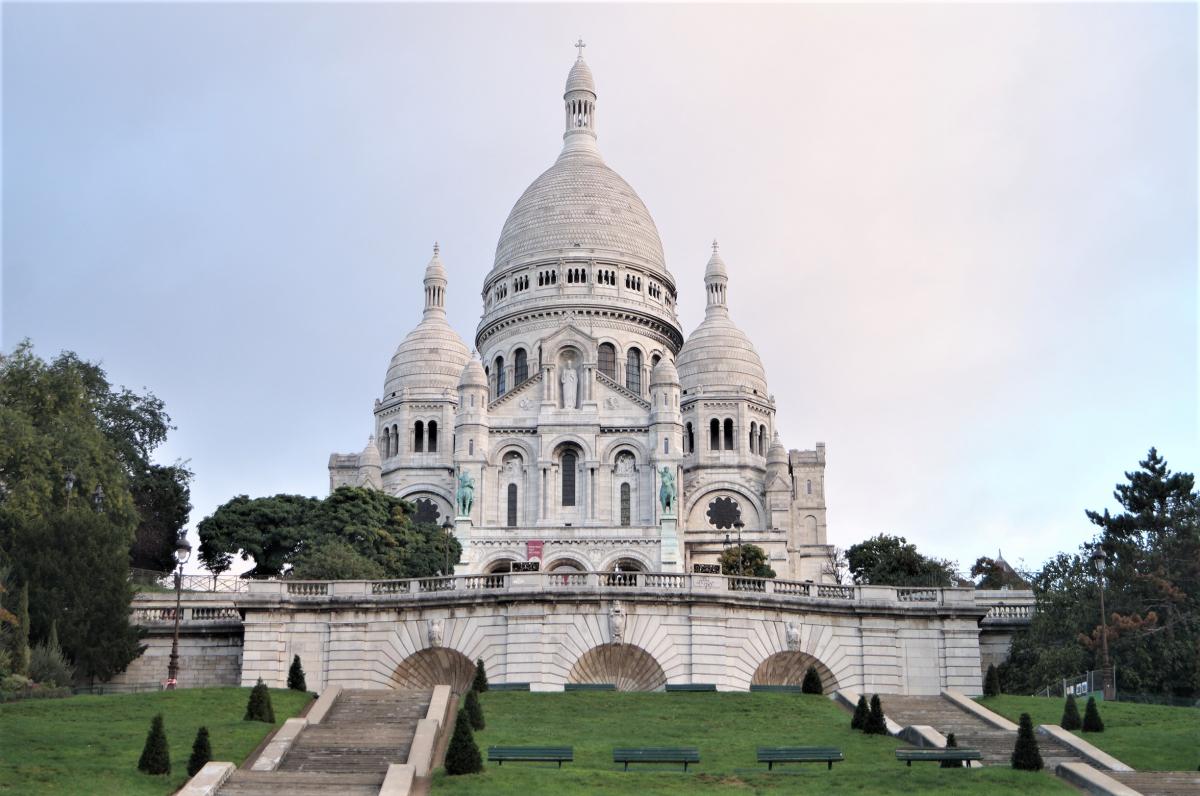 10/10/2020 - Notre montée et veillée au Sacré-Coeur - Photos