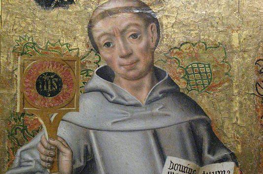 Joseph, gardien fidèle (St Bernardin de Sienne)