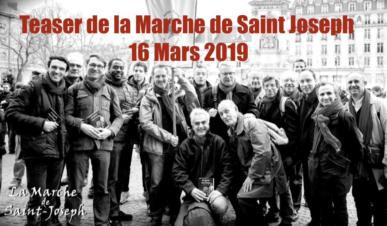 Le Teaser de Marche de Saint Joseph 2019
