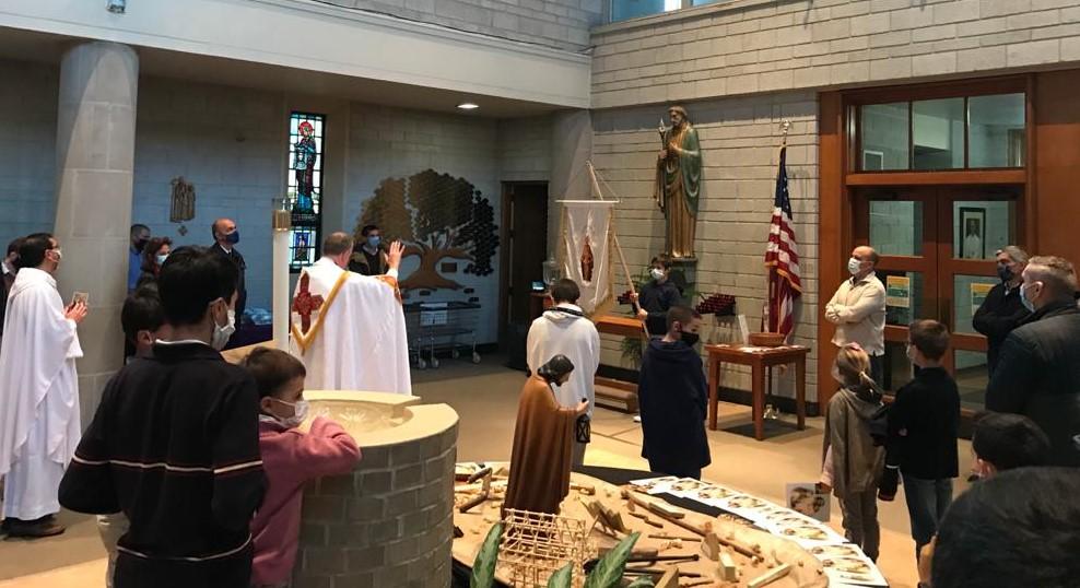 Chapitre de Holy Trinity - NORFOLK (Virginie) - USA