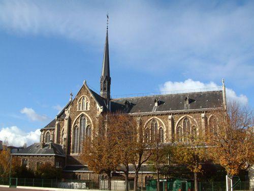 Chapitre de la Basilique de Notre Dame du Perpétuel Secours (XI°)