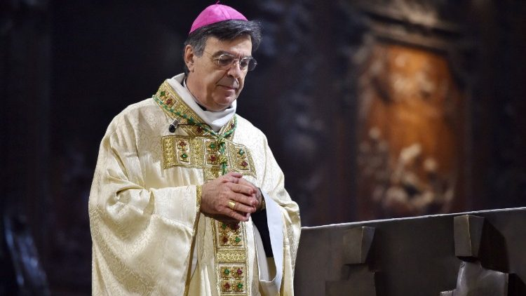 19 mars 2020 - Prière de Mgr Aupetit à Saint-Joseph