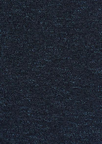 پلیور یقه گرد آبی مردانه ماوی