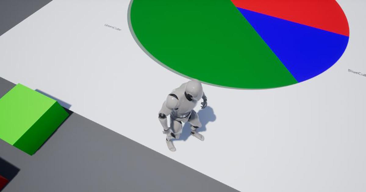 Tracciare grafici con Matplotlib e Unreal Engine Python