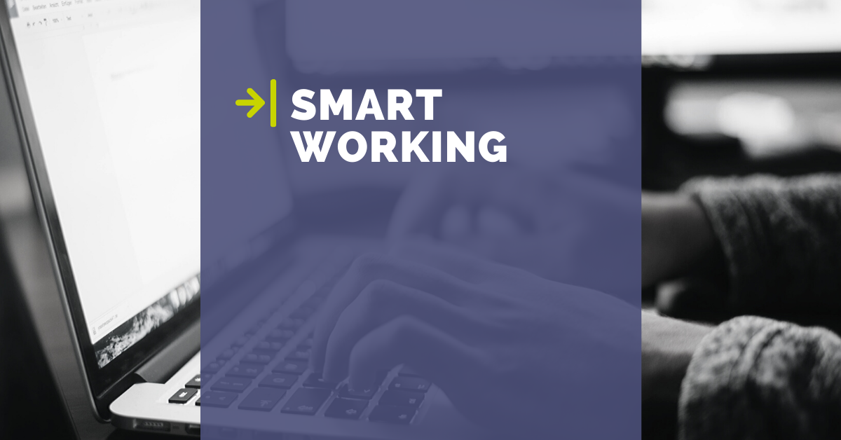 Lo smart working è una scelta