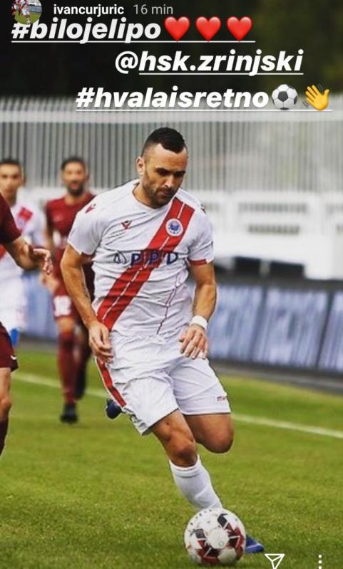 Ćurke.png - (FOTO) Bilo je lipo, hvala i sritno: Veznjak se oprostio od Zrinjskog, Mostarci gube važnog igrača