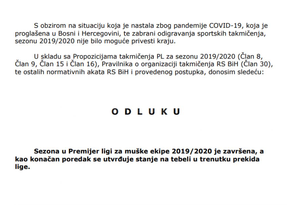bilten 1.png - (FOTO) Gotova je Premijer liga: BiH je dobila novog šampiona