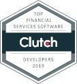 Clutch award top financial services software developers 2019