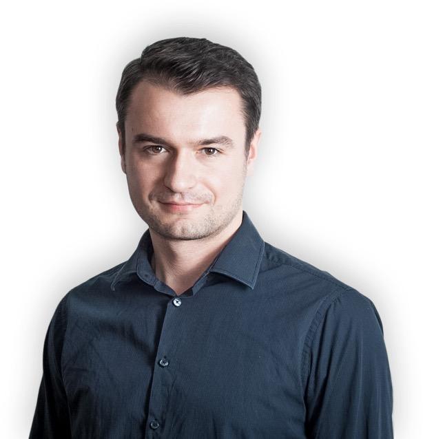 Przemysław Lewandowski Co-founder and CTO at Sunscrapers