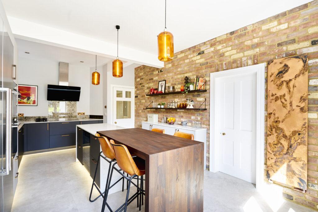 luxury kitchen in essex