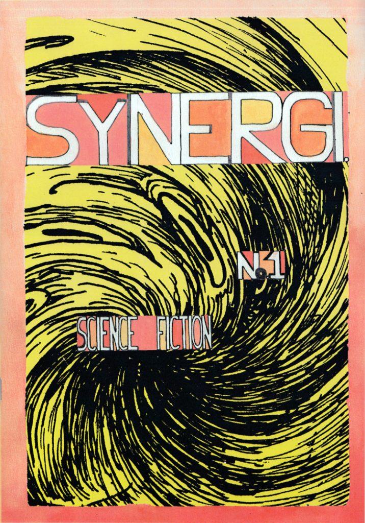 Forsiden til Synergi nummer 1, mars 2019.