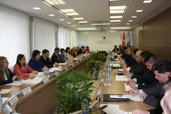 Встреча в Магнитогорске