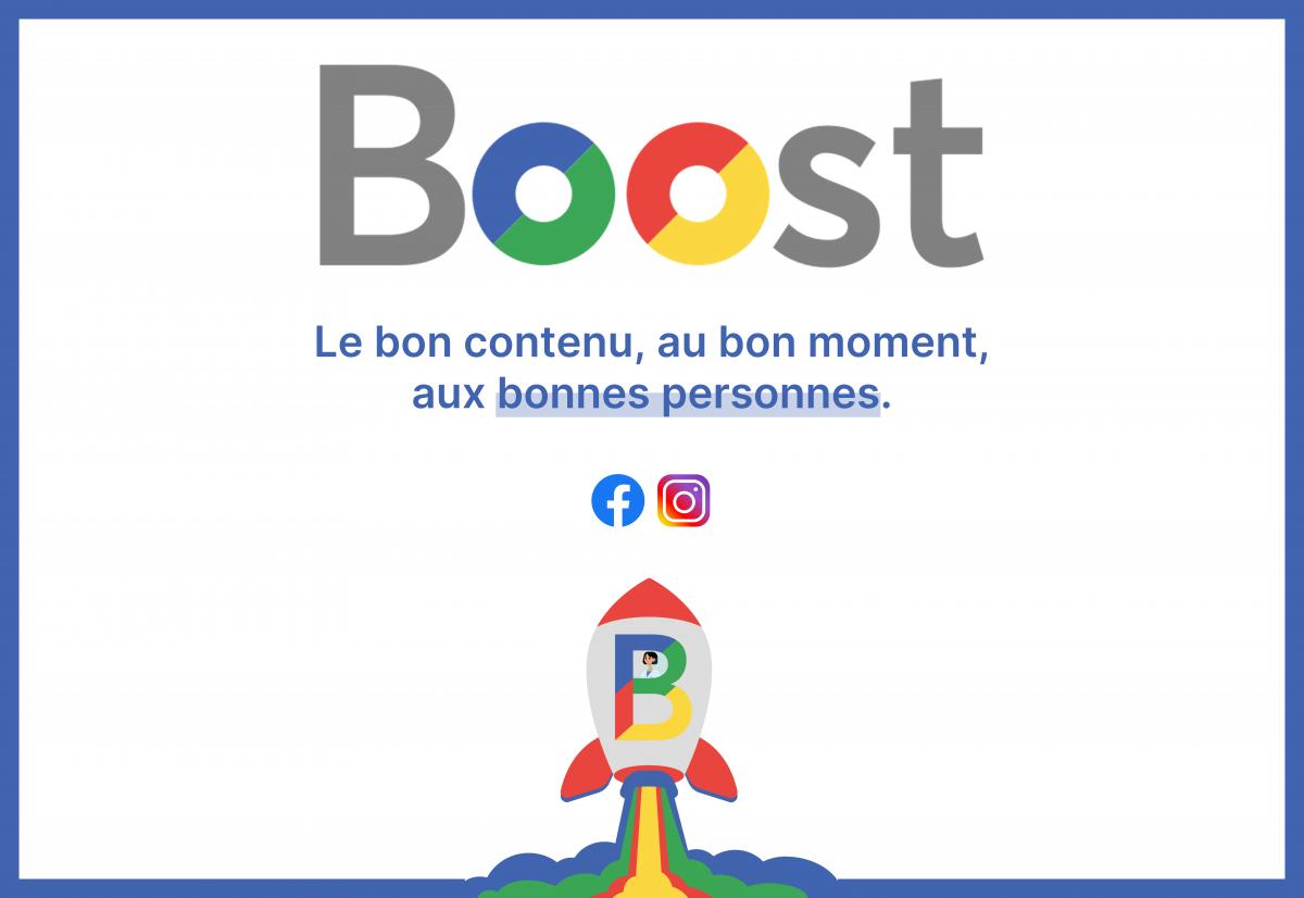 Quels résultats obtient-on avec Boost ?