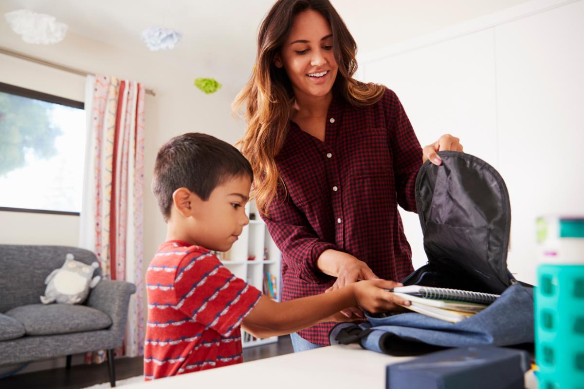 Rentrée scolaire : Comment aider votre enfant s'il est stressé ?