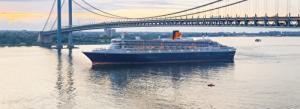 Roundtrip Transatlantic Crossing Queen Mary 2 2020-05-31