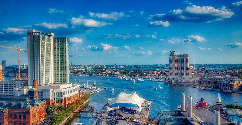 cruises from baltimore