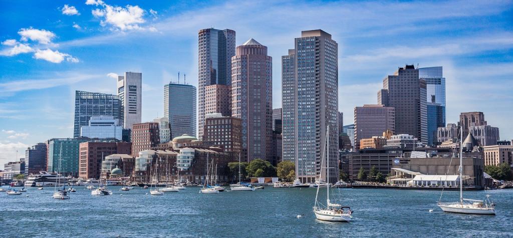 cruises from boston