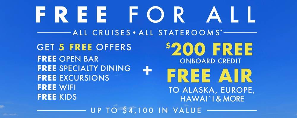 NCL- Free for all sale