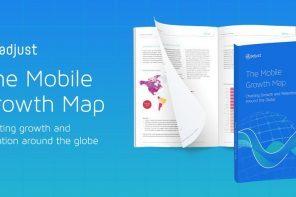 «Карту мобильного роста» выпускает компания Adjust