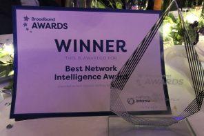 ZTE и China Unicom стали обладателями награды на конкурсе Broadband Awards 2019