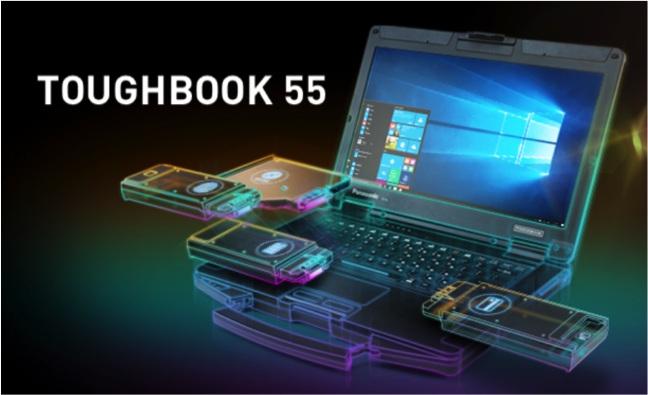 Panasonic TOUGHBOOK обновляет модельный ряд защищенных устройств