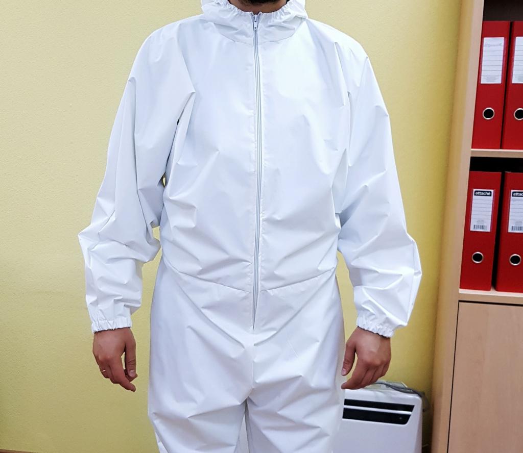 Компания «Амадей Принт» изготовила медицинские защитные костюмы для ФИРН М