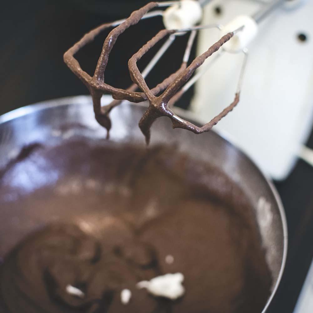 preparato al cioccolato