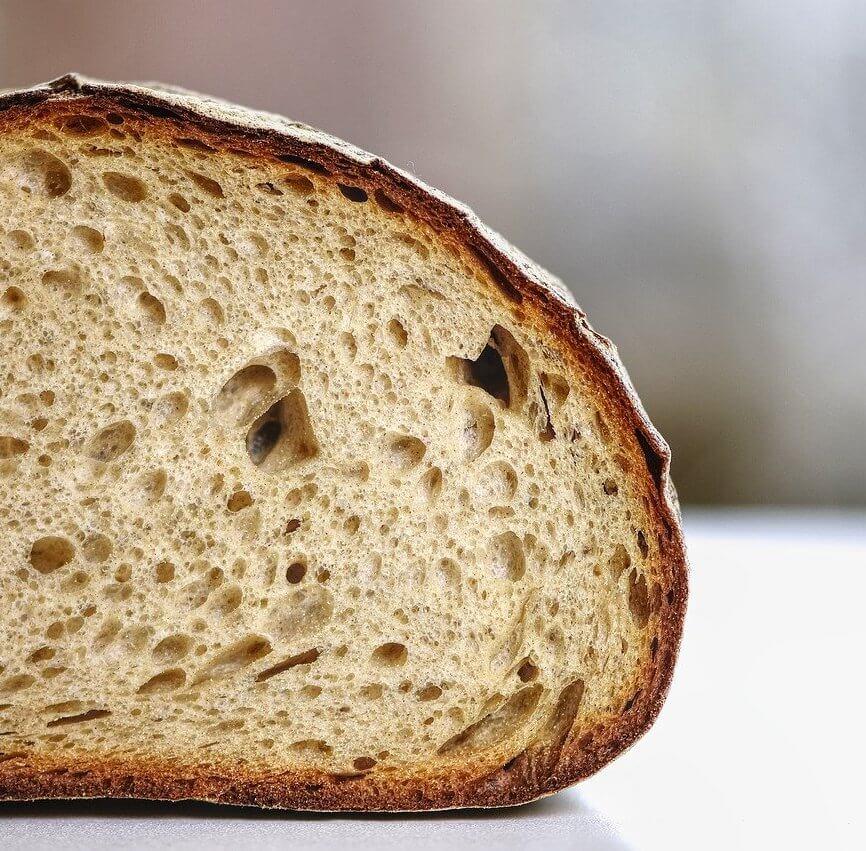 Pane con lievito