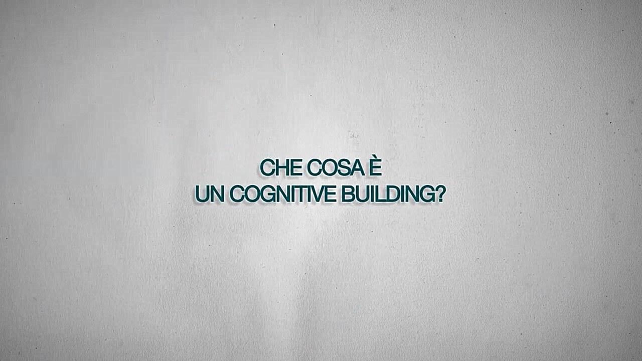 che cosa è un cognitive building?