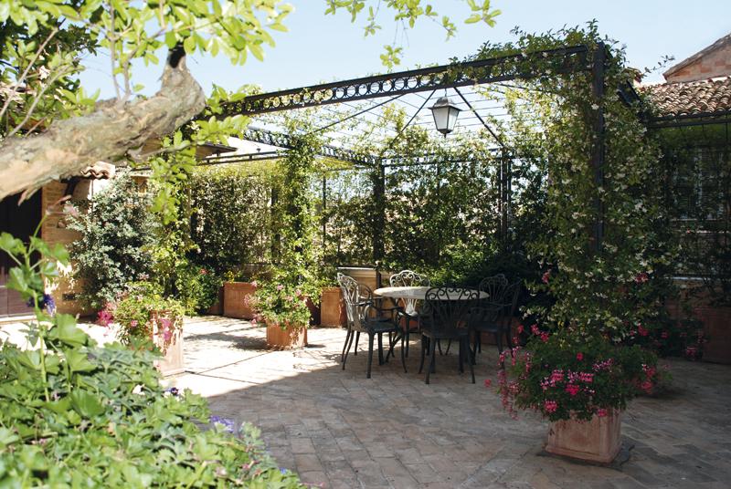 Come progettare terrazza e balcone