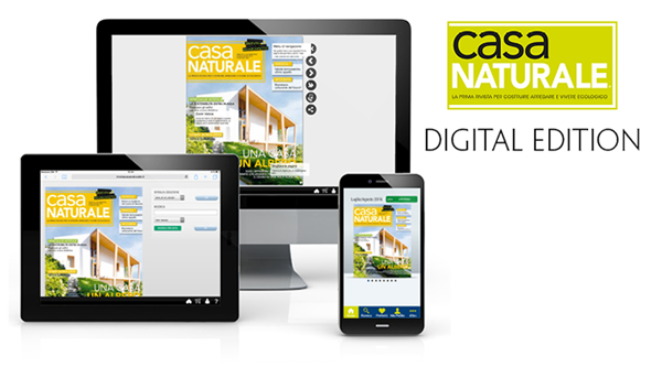 Casa Naturale nuova Digital Edition