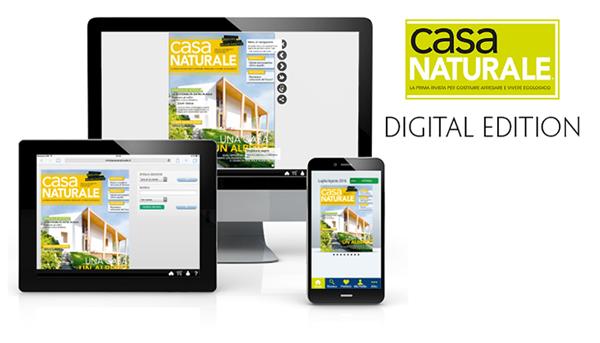 Casa Naturale nuova Digital Edition