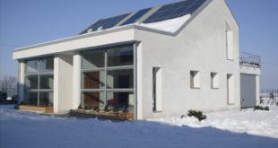 Casa ecologica in muratura