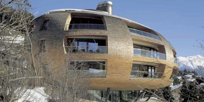 Chesa Futura: l'architettura di domani