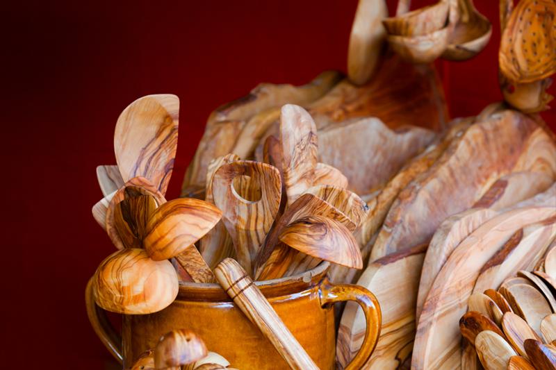 Accessori in bambu per la cucina eco-friendly