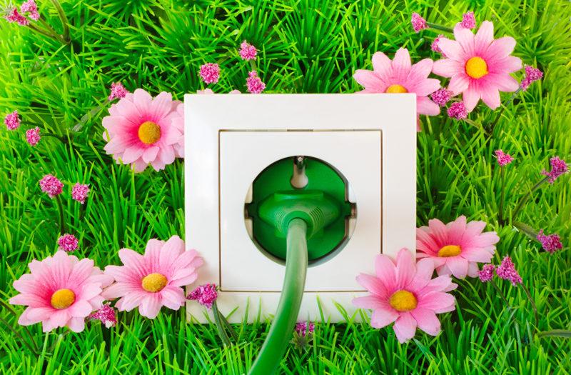 Elettrodomestici ad alta efficienza