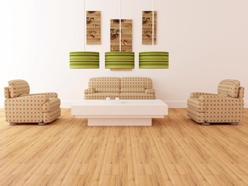 pavimento in bambù