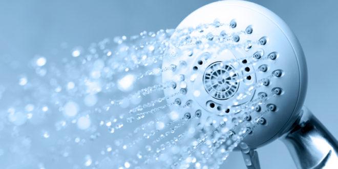 Soffione doccia a basso flusso