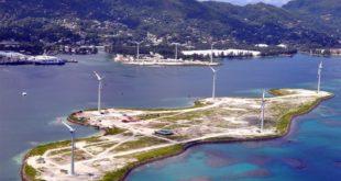 Il primo impianto eolico delle Seychelles realizzato dalla Masdar