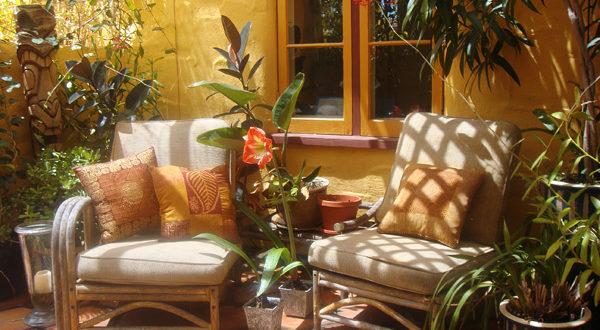 Ombreggiare anche con le piante per rinfrescare in modo naturale la casa