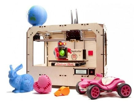 La stampa 3D ecologica