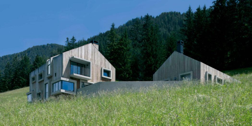 Argilla e legno per una vita salubre