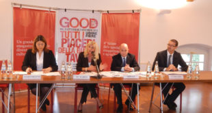 Good 2013 Foto conferenza stampa