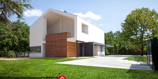 Eiland case ed edifici in legno bioclimatici su misura for Case vittoriane su misura
