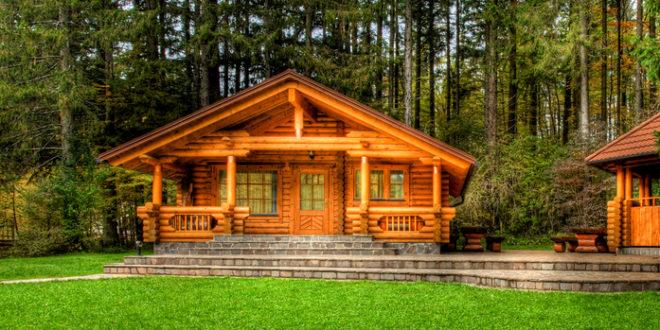 3 cose da sapere sulle case in legno casa naturale - Casa in legno su lastrico solare ...